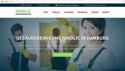 Website Erstellung durch Webdesigner