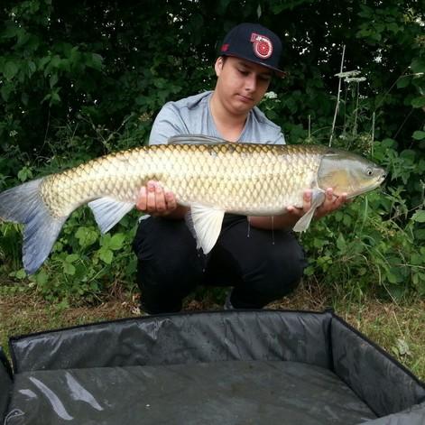 97 cm ein großer Fang
