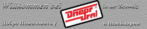 DNEPR-URAL GmbH Russische Motorräder mit Seitenwagen
