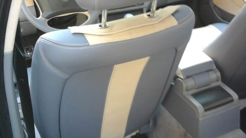 Fahrersitz hinten BMW E46
