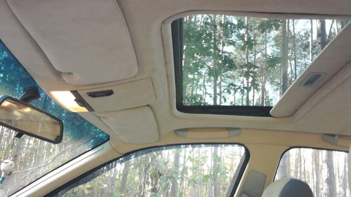 Alcantarahimmel BMW E46