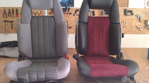 Sitze Toyota Celica