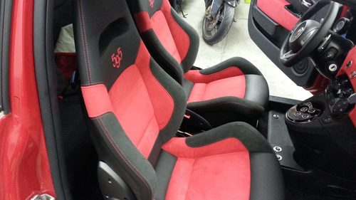 Sitze Fiat Abarth 500