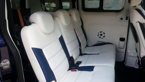 hintere Sitzbank Nissan Evalia
