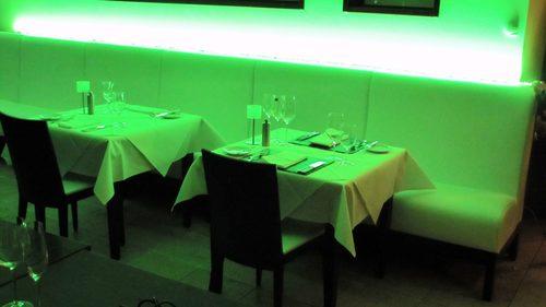 Sitzbereich Restaurant