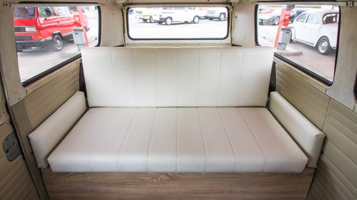 Rücksitzbank T2