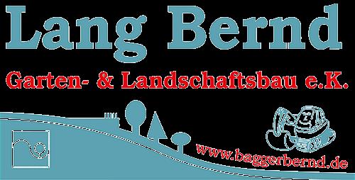 Logo Bernd Lang Baggerbernd