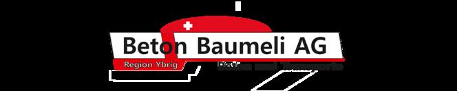 Herzlich Willkommen bei der Beton Baumeli AG
