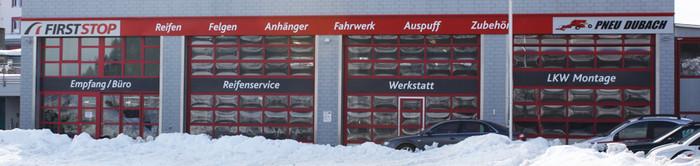 Pneu Dubach GmbH Ihr Partner, wenn es um Fahrzeuge und Anhänger geht