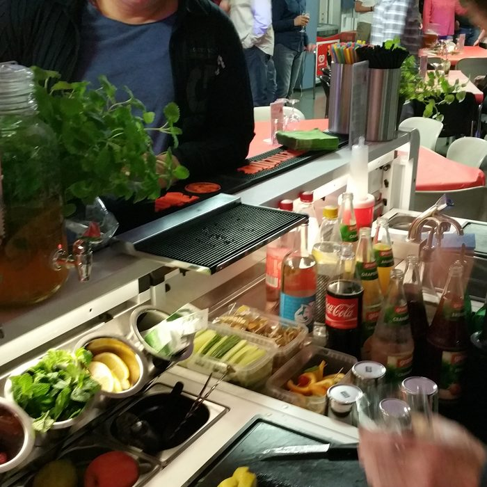 Party Catering  und Bartending