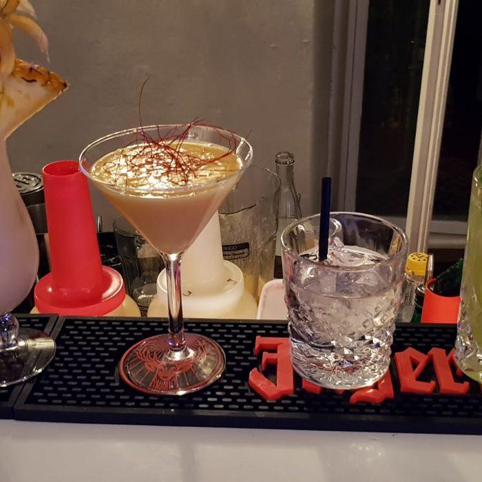 Spezielle Cocktails