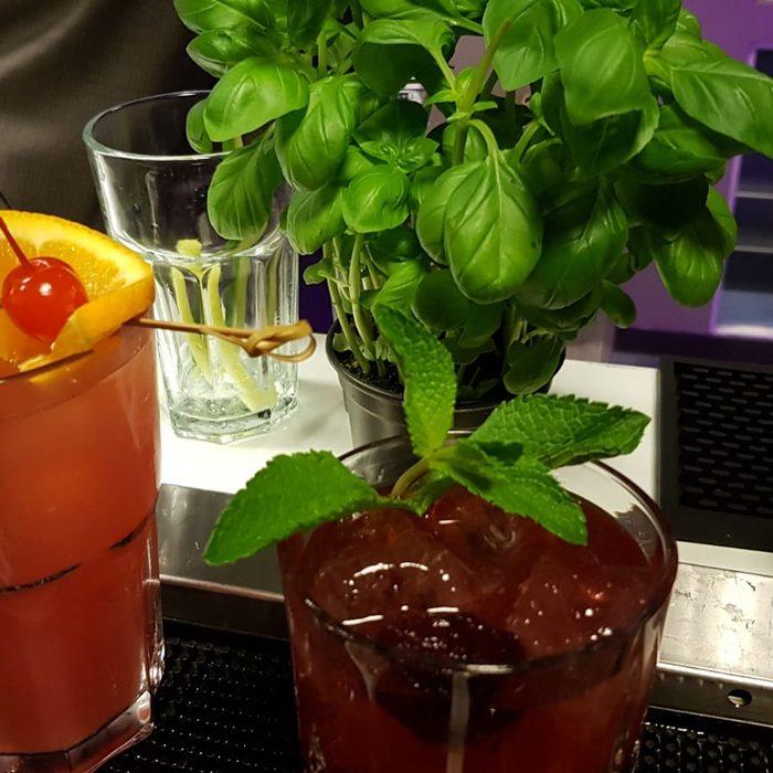 Großes Cocktail Angebor