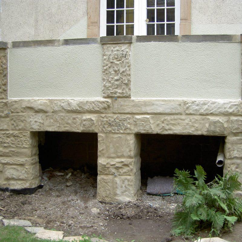 Fassadenrenovierung & Verputzarbeiten
