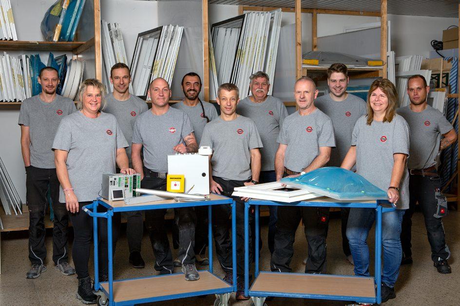 Scheferling RWA Systeme Team